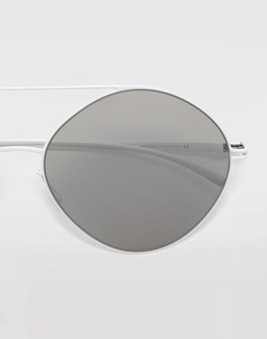 ACCESSORIES MYKITA + MAISON MARGIELA 'ESSENTIAL' White