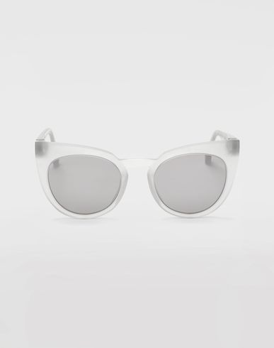 ACCESSORIES MYKITA + MAISON MARGIELA 'RAW' White