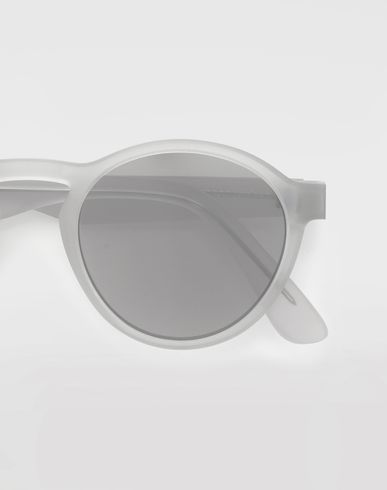 ACCESSORIES MYKITA + MAISON MARGIELA 'RAW' Light grey