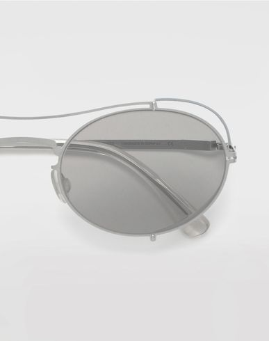 ACCESSORIES MYKITA + MAISON MARGIELA 'CRAFT' Silver