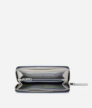 KARL LAGERFELD K/Karry All Leather Zipper Around Wallet 9_f