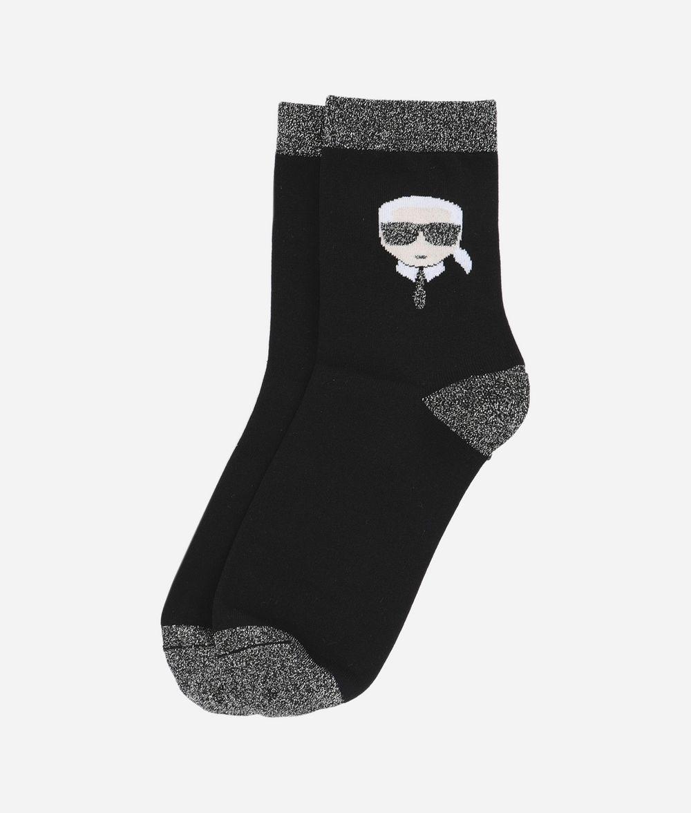 KARL LAGERFELD K/Ikonik Socks Sock Woman f