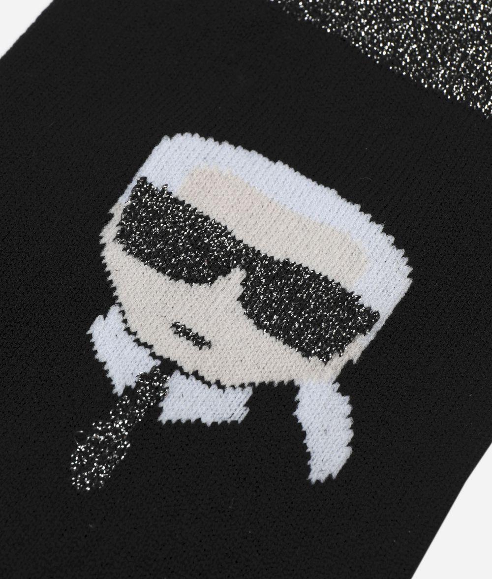 KARL LAGERFELD K/Ikonik Socks Sock Woman r