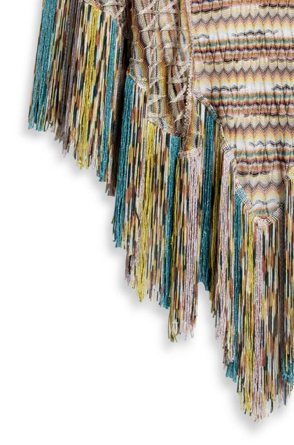 MISSONI Shawl Yellow Woman - Front