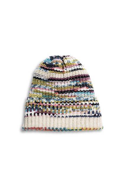 MISSONI Hat Beige Woman - Back