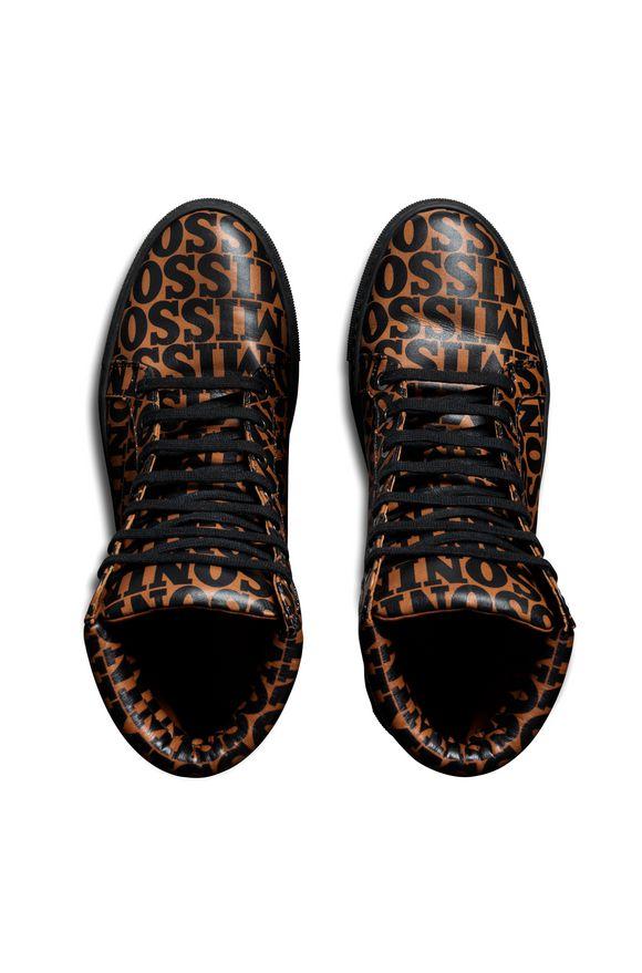 MISSONI Sneakers Donna, Vista di fronte