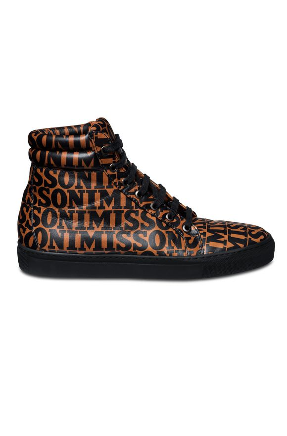 MISSONI Sneakers Woman, Side view