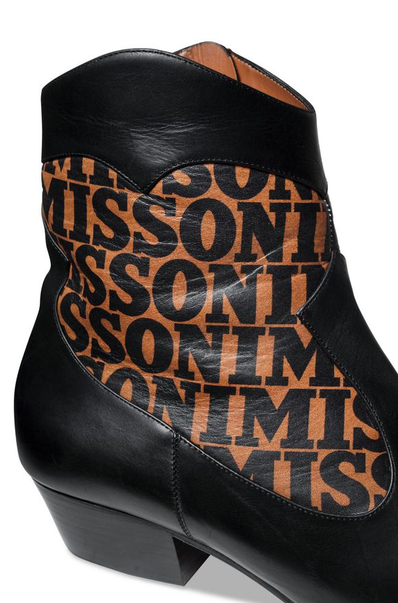 MISSONI Ankle boots Woman, Detail