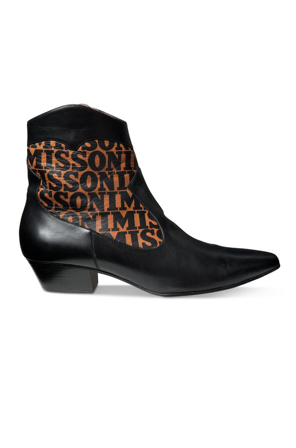 MISSONI Ankle boots Woman, Side view