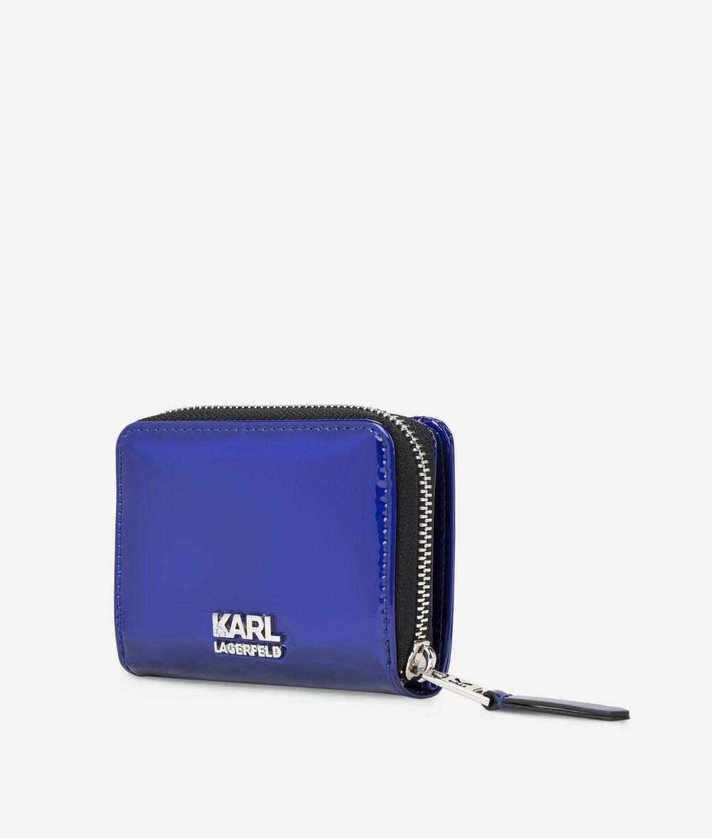 KARL LAGERFELD Karl Space Wallet Wallet Woman d