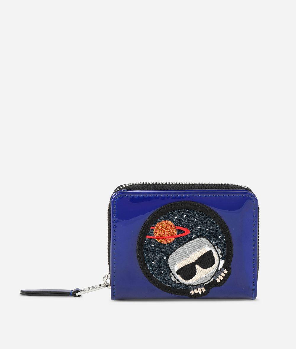 KARL LAGERFELD Karl Space Wallet Wallet Woman f