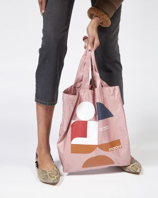 ISABEL MARANT BAG Woman WOOM shopper bag e