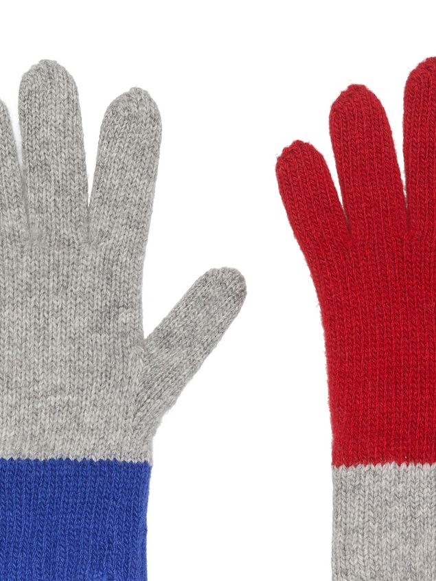Marni WOOL GLOVES Woman - 2