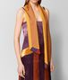 multicolor silk twill scarf Right Side Portrait