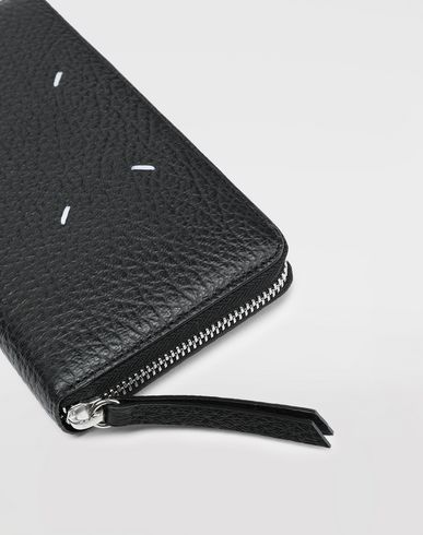 Small Leather Goods Black compagnon wallet Black