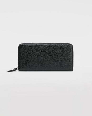 MAISON MARGIELA Wallet [*** pickupInStoreShipping_info ***] Black compagnon wallet f