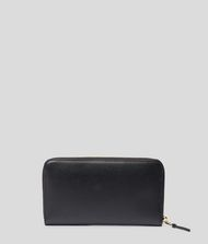 KARL LAGERFELD K/Signature Zip Wallet Wallet Woman d