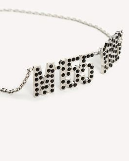 REDValentino RED SIGNS NECKLACE