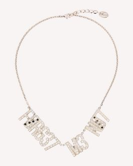 REDValentino Necklace Woman QQ0J0A78QYC 172 a