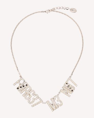 REDValentino QQ0J0A77MBW O95 Necklace Woman a