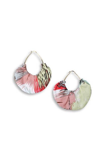 MISSONI Earrings Gold Woman - Back