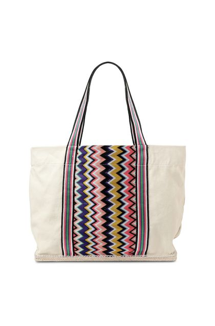 MISSONI Bags Beige Woman - Back