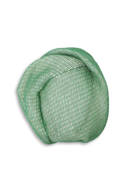 MISSONI Turban Acid green Woman - Back