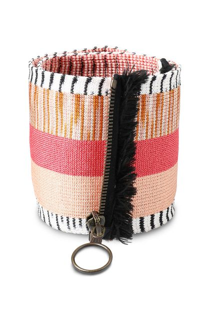 MISSONI Belt Coral Woman - Back