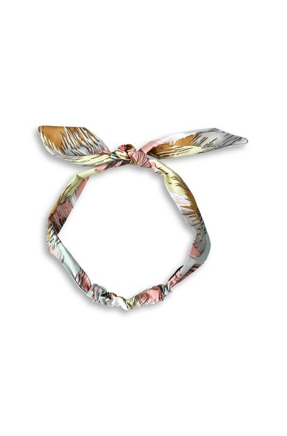 MISSONI Head band Pink Woman - Back