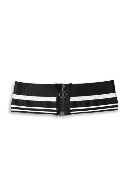 MISSONI Belt Black Woman - Front