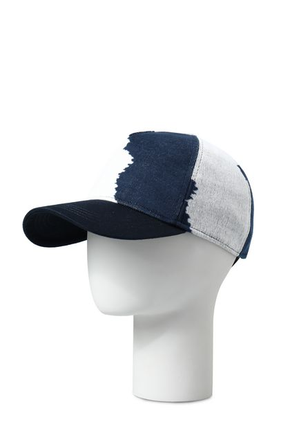 MISSONI Hat Dark blue Man - Front