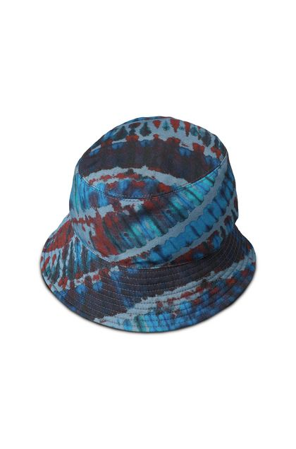 MISSONI Hat Pastel blue Man - Back