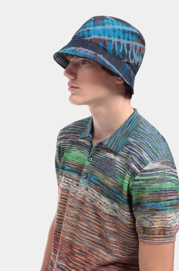 MISSONI Hat Man, Detail