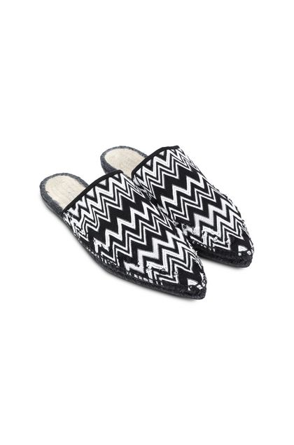 MISSONI Mules Black Woman - Front
