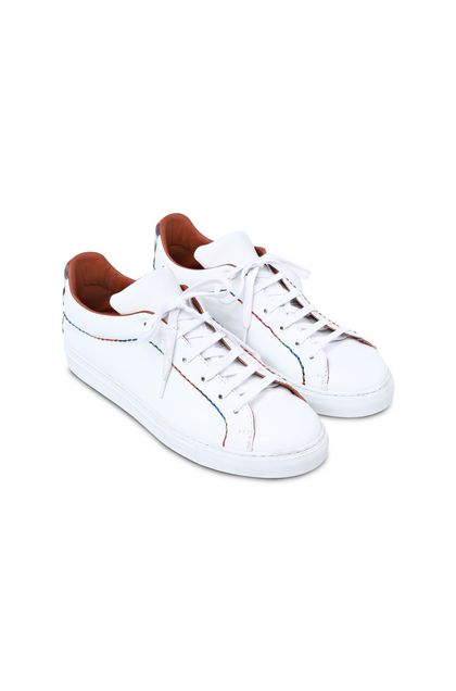 MISSONI Men's shoes White Man - Front