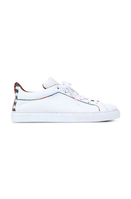 MISSONI Men's shoes White Man - Back