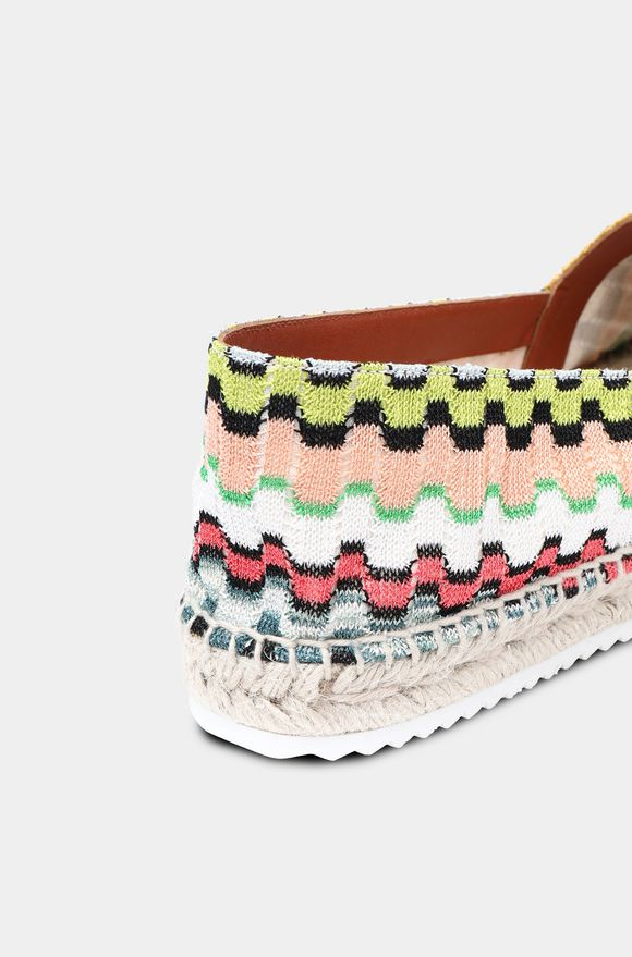 MISSONI Moccasins Woman, Detail