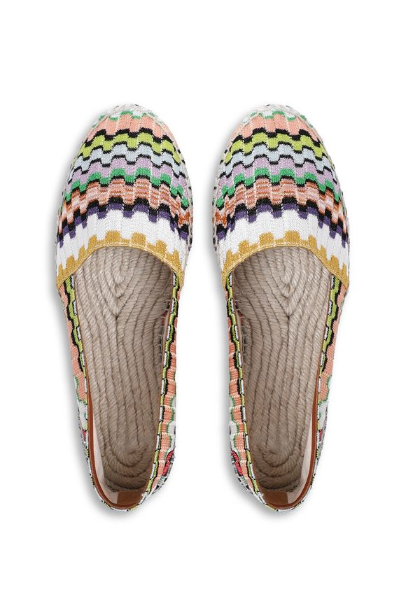 MISSONI Moccasins Woman, Side view