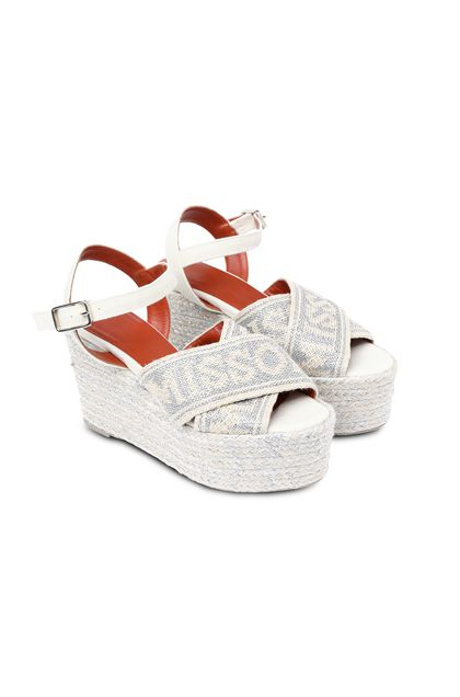 MISSONI Sandals Beige Woman - Front