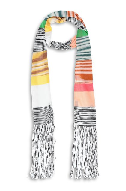 MISSONI Scarf Coral Woman - Back