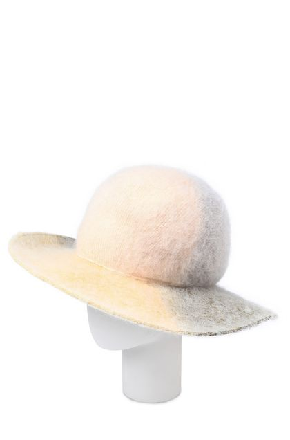 MISSONI Hat Ivory Woman - Front