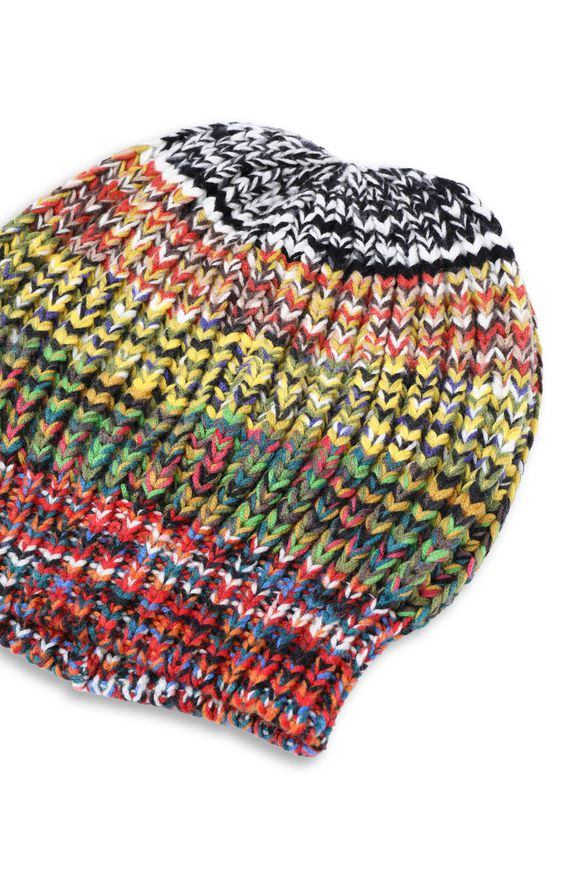 MISSONI Hat Woman, Side view