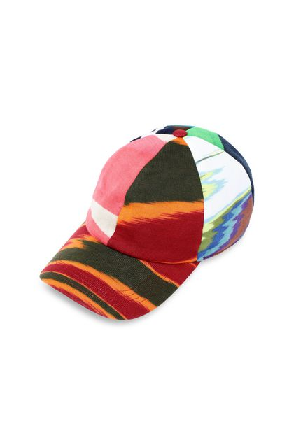 MISSONI Hat Military green Man - Back