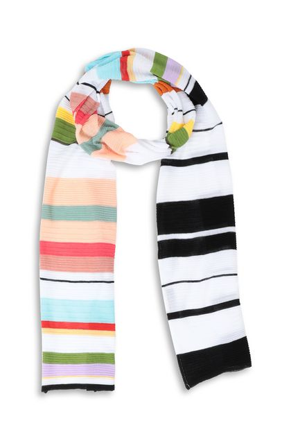 MISSONI Scarf White Woman - Back