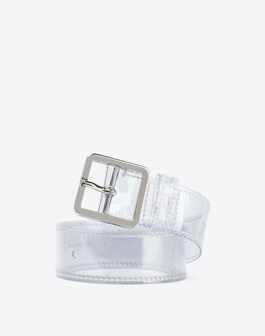 MAISON MARGIELA Belt [*** pickupInStoreShippingNotGuaranteed_info ***] Transparent belt f
