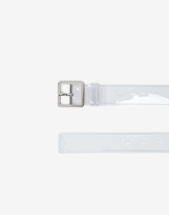 MAISON MARGIELA Transparent belt Belt [*** pickupInStoreShippingNotGuaranteed_info ***] d