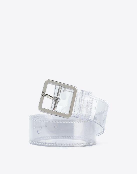 MAISON MARGIELA Transparent belt Belt [*** pickupInStoreShippingNotGuaranteed_info ***] f