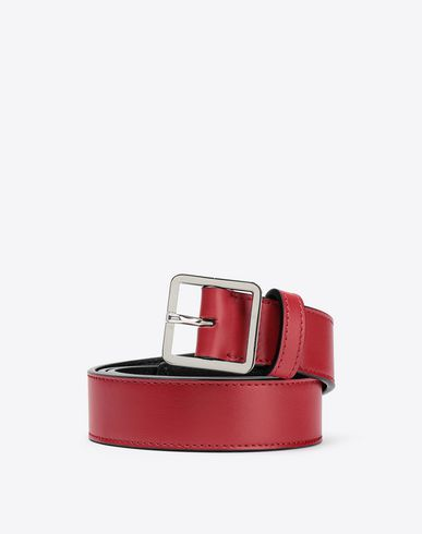 MAISON MARGIELA Belt [*** pickupInStoreShippingNotGuaranteed_info ***] Classic leather belt f