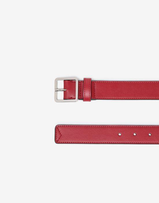 MAISON MARGIELA Classic leather belt Belt [*** pickupInStoreShippingNotGuaranteed_info ***] d