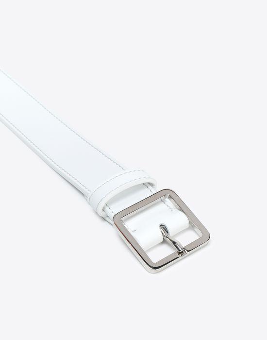 MAISON MARGIELA Classic leather belt Belt [*** pickupInStoreShippingNotGuaranteed_info ***] r